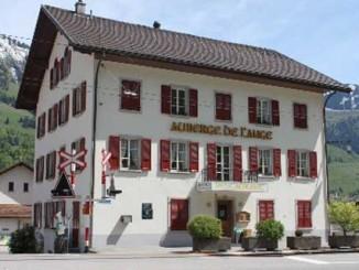 Hotel de l'Ange - Albeuve