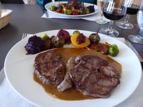 Restaurant Le Chamois, Botterens