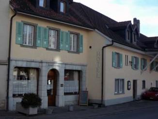 Hotel Broc'aulit, Broc