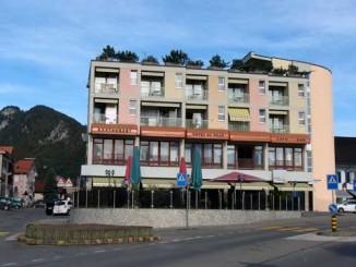 Hotel de Ville, Broc, Switzerland