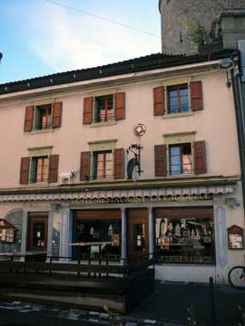 Hotel La Cabriolle, Bulle