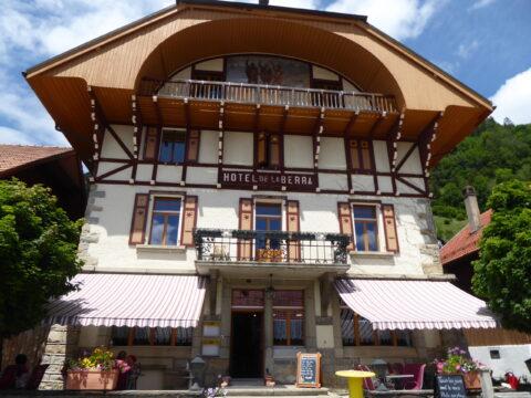 Restaurant La Berra, Cergniat