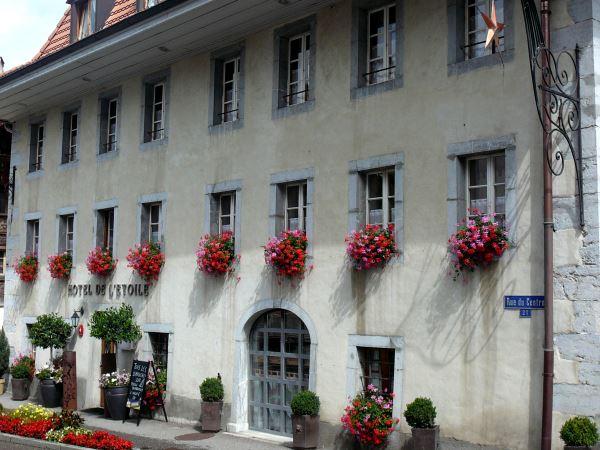Hotel Restaurant Etoile, Charmey