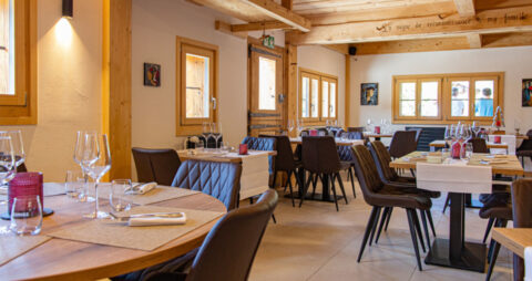 Hotel Restaurant Le Vieux Chalet, Cresuz