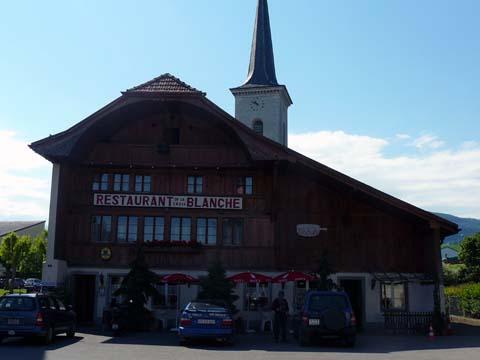 Hotel de la Croix Blanche - Vuadens