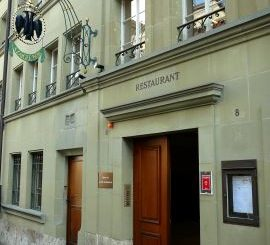 Restaurant Aigle Noir, Fribourg