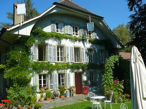 Hotel Auberge Aux 4 Vents, Fribourg
