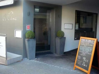 Restaurant La Cène, Fribourg