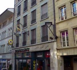 Hotel du Faucon - Fribourg
