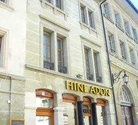 Hotel Hine Adon, Fribourg / Freiburg Switzerland