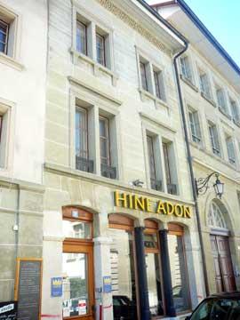 Hine Adon Fribourg Freiburg Switzerland