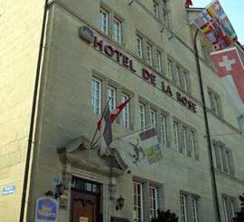 Hotel de la Rose, Fribourg