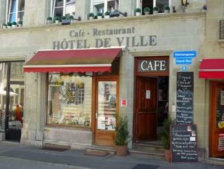 Restaurant de l'Hotel de Ville, Fribourg
