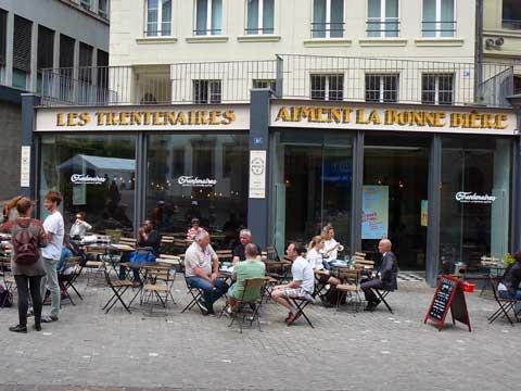 Restaurants Les Trentenaires, Fribourg