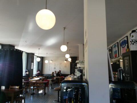 Restaurant Cyclo Cafe, Fribourg
