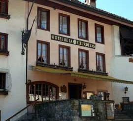 Hotel La Fleur de Lys - Gruyeres