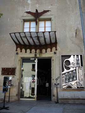 HR Giger Museum - Gruyeres