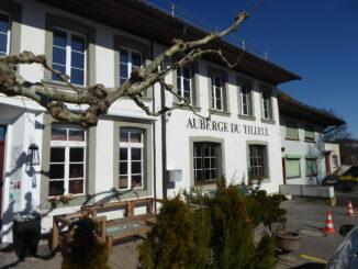 Hotel Restaurant Auberge du Tilleul, Matran