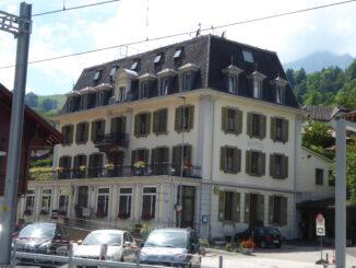 Hotel de la Gare Montbovon