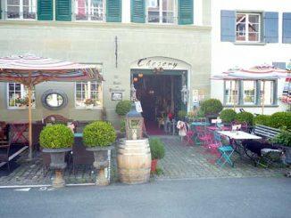 Restaurant Chesery, Murten / Morat