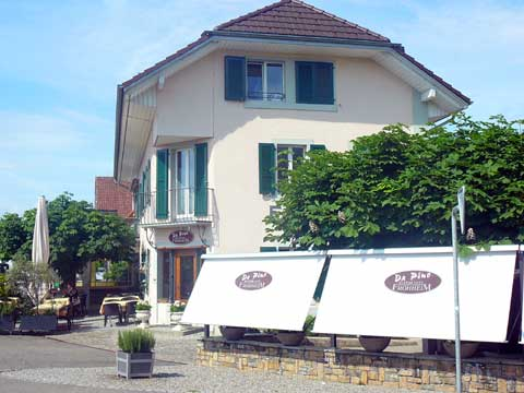 Restaurant Da Pino, Murten / Morat
