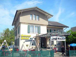 Hotel Bahnhof Murten / Morat