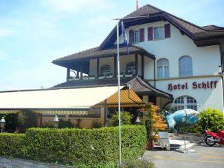 Hotel Schiff, Murten / Morat
