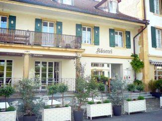 Restaurant Kaeserei Murten / Morat
