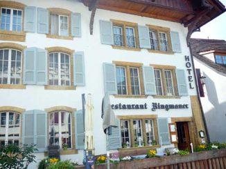 Hotel Restaurant Ringmauer, Murten / Morat