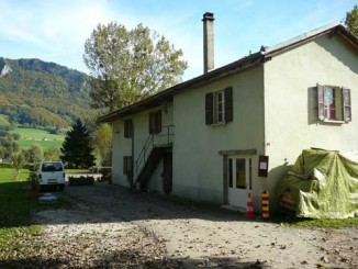 Les Laviaux Bed & Breakfast, Morlon