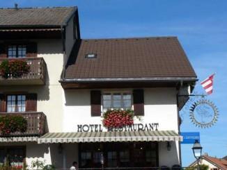 Hotel Le Gruyerien, Morlon