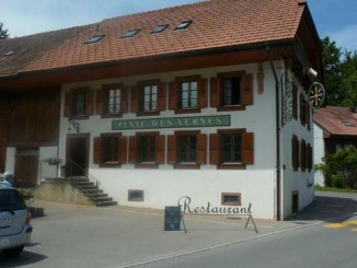 Restaurant la Pinte des Vernes, Pringy
