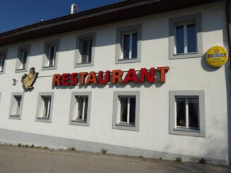 Restaurant Auberge de la Croix d'Or, Posat / Farvagny
