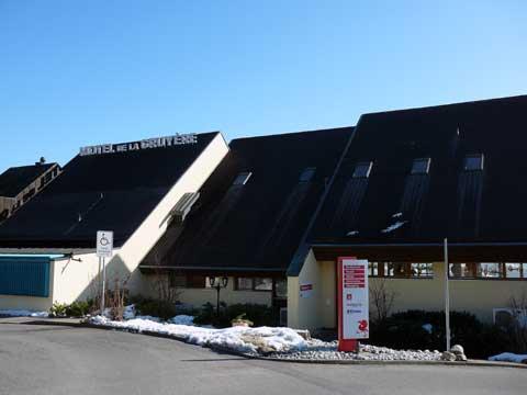 Restoroute Motel Gruyere