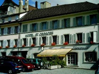 Hotel St-Georges, Romont