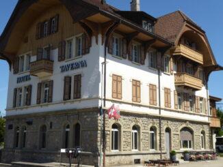 Hotel Restaurant Taverna, Tafers