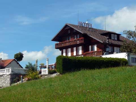 Hotel Manoir,Vaulruz